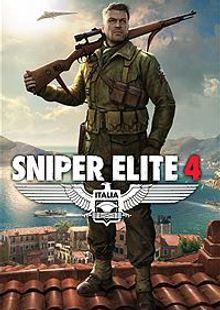 Sniper Elite 4 PC cheap key to download