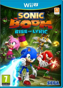 Sonic Boom: Rise of Lyric Nintendo Wii U - Game Code cheap key to download