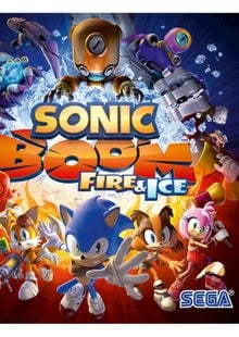 Sonic Boom: Fire and Ice 3DS - Game Code