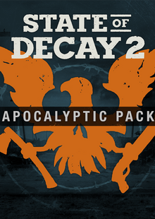 State of Decay 2 Apocalyptic Pack DLC Xbox One/PC cheap key to download