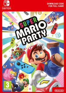 Super Mario Party Switch cheap key to download