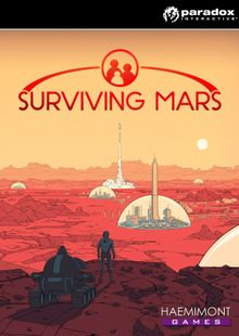 Surviving Mars PC cheap key to download