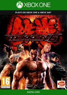 Tekken 6 Xbox One / Xbox 360 chiave a buon mercato per il download