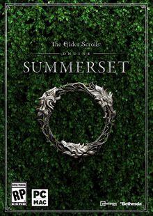 The Elder Scrolls Online Summerset PC + DLC