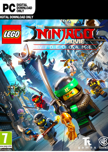 The Lego Ninjago Movie Video Game PC cheap key to download