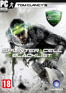 Tom Clancys Splinter Cell Blacklist - Deluxe Edition PC cheap key to download