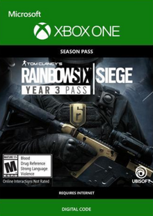 Tom Clancys Rainbow Six Siege: Year 3 Pass Xbox One chiave a buon mercato per il download