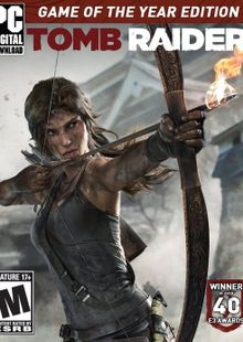 Tomb Raider Game of the Year PC cheap key to download