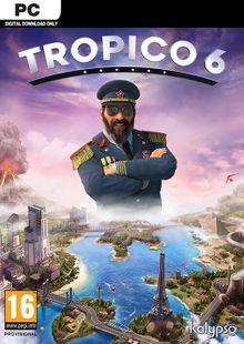 Tropico 6 PC cheap key to download
