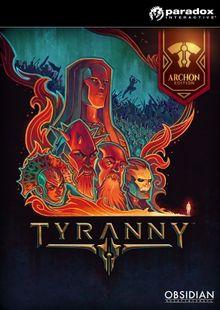 Tyranny - Archon Edition PC chiave a buon mercato per il download