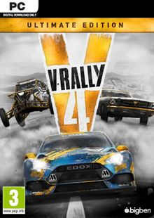 V-Rally 4 Ultimate Edition PC cheap key to download
