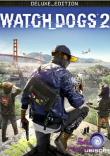 Watch Dogs 2 Deluxe Edition PC cheap key to download