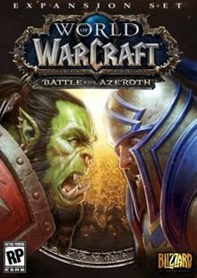 World of Warcraft Battle for Azeroth DLC (US) chiave a buon mercato per il download