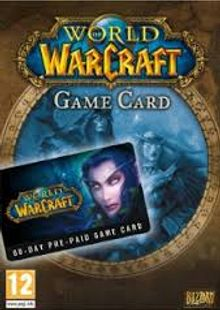 World of Warcraft 60 Tage Pre-paid Spielkarte PC/Mac billig Schlüssel zum Download