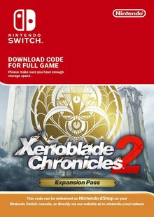 Xenoblade Chronicles 2: Expansion Pass Switch cheap key to download