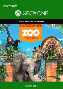 Zoo Tycoon Xbox One - Digital Code cheap key to download