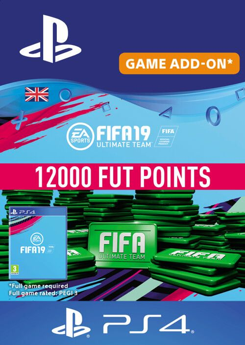 Fifa 19 Points Ps4