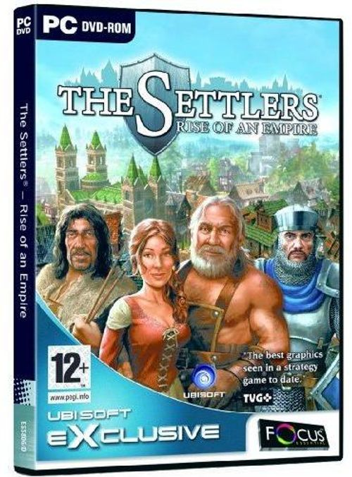 The Settlers Rise Of An Empire How Build Up Settlement