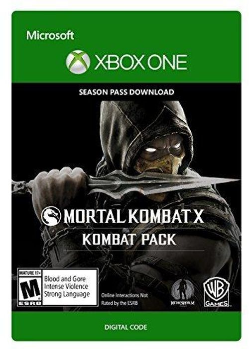 Mortal Kombat X Season Pass - Xbox One Digital Code