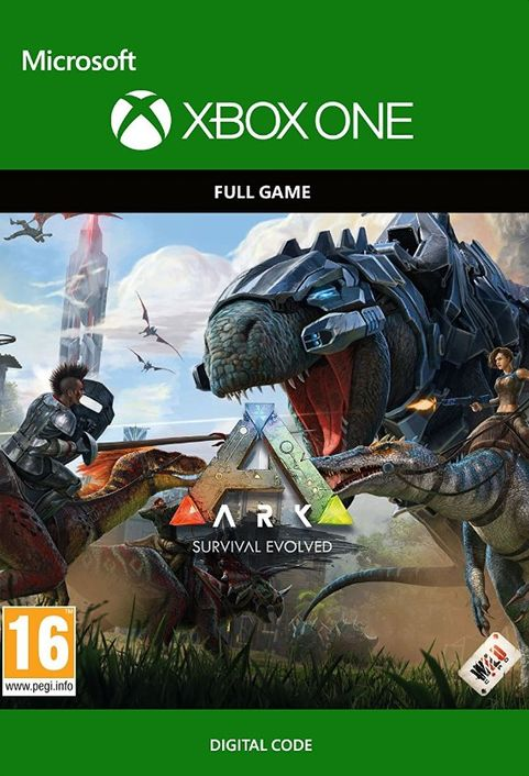 ARK Survival Evolved Xbox One CD Key, Key - cdkeys.com