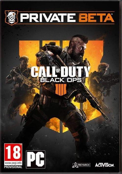 Call of Duty (COD) Black Ops 4 PC Beta