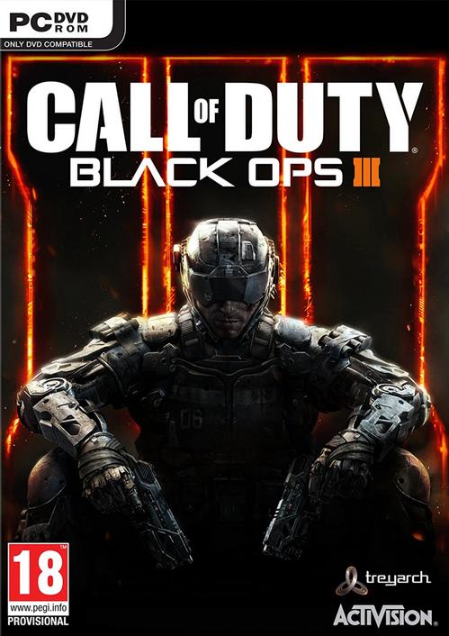 Call of Duty (COD): Black Ops III 3 (PC)