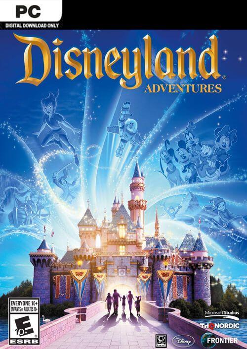 Disneyland Adventures PC