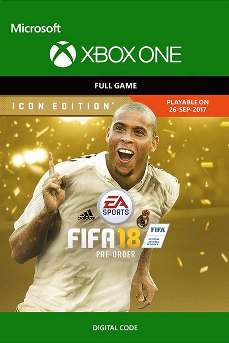 FIFA 18 ICON Edition (Xbox One)