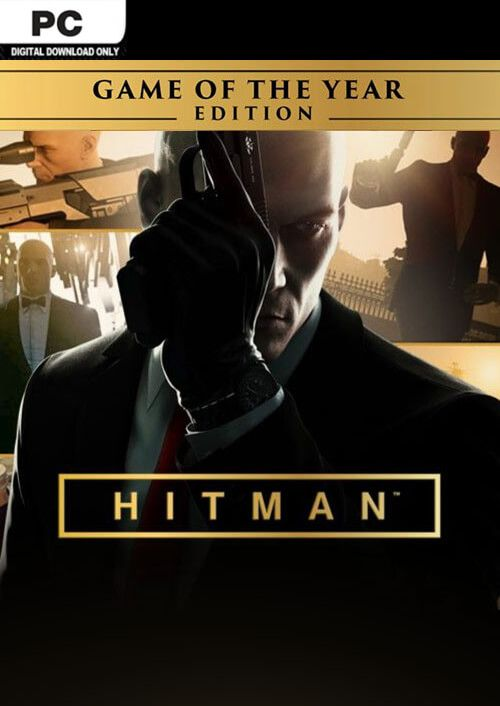 Hitman 2016 Game of the Year Edition - new games