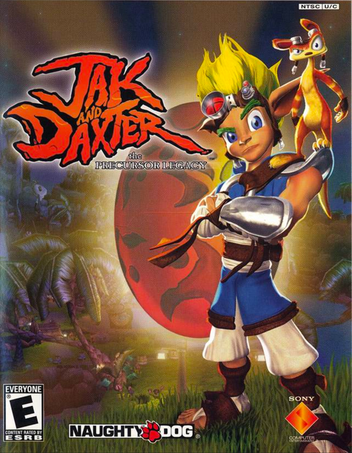 Jak and Daxter: The Precursor Legacy PS4