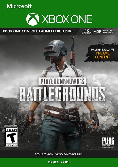 how to play pubg xbox one