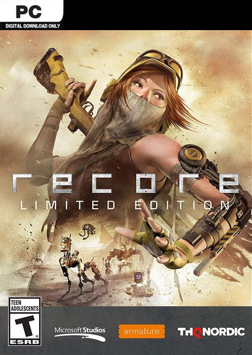 ReCore: Limited Edition PC