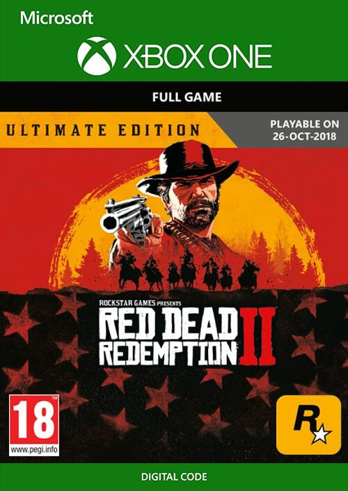 Red Dead Redemption 2 Ultimate Edition Xbox One CD Key ...