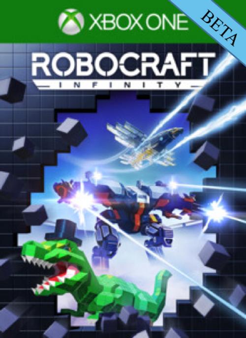 Robocraft Infinity Xbox One BETA CD Key, Key - cdkeys.com