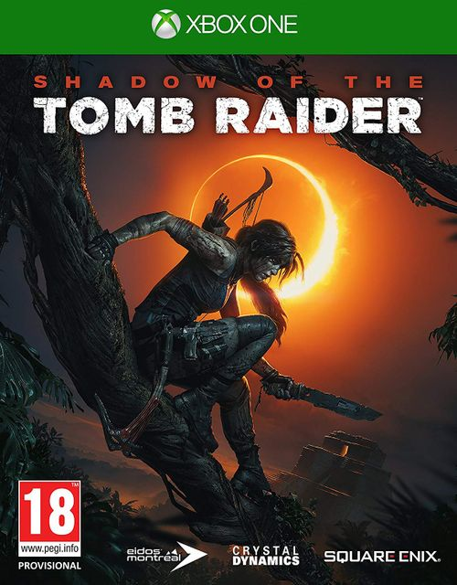 Shadow of the Tomb Raider for Xbox One [Digital Download]