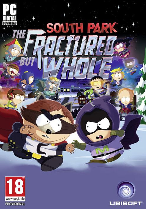 South Park: The Fractured But Whole PC