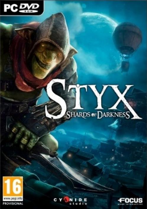 Styx: Shards of Darkness PC