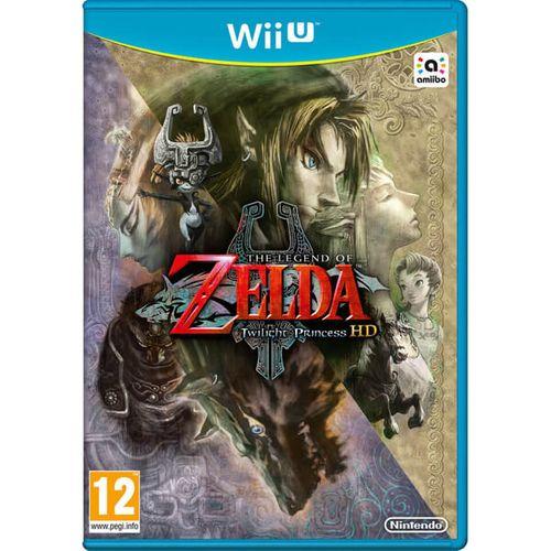 The Legend Of Zelda Twilight Princess Hd Wii U Game Code