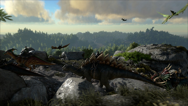 ARK: Survival Evolved PC billig Schlüssel zum Download