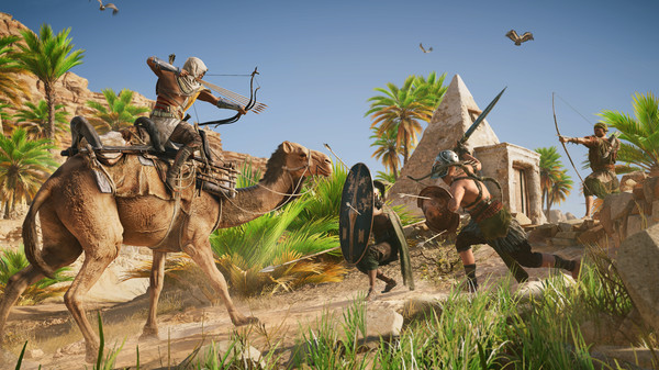 Assassin's Creed: Origins PC cheap key to download