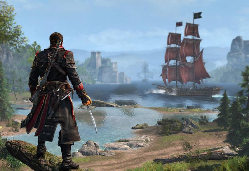 Assassin's Creed Rogue PC CD Key, uPlay Key - cdkeys.com