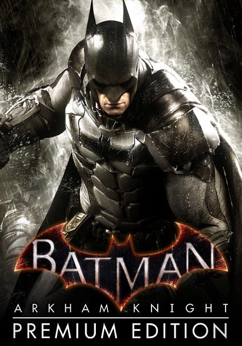 Batman Arkham Knight Premium Edition PC Cheap Key To Download