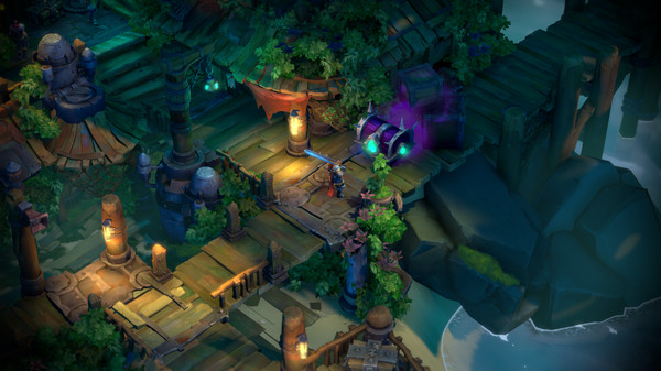 Battle Chasers: Nightwar PC cheap key to download