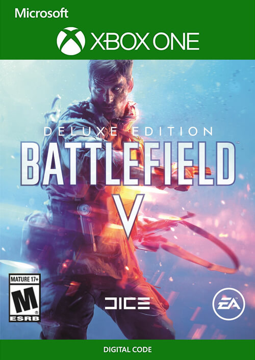 BF5 Battlefield V Deluxe Edition Xbox One