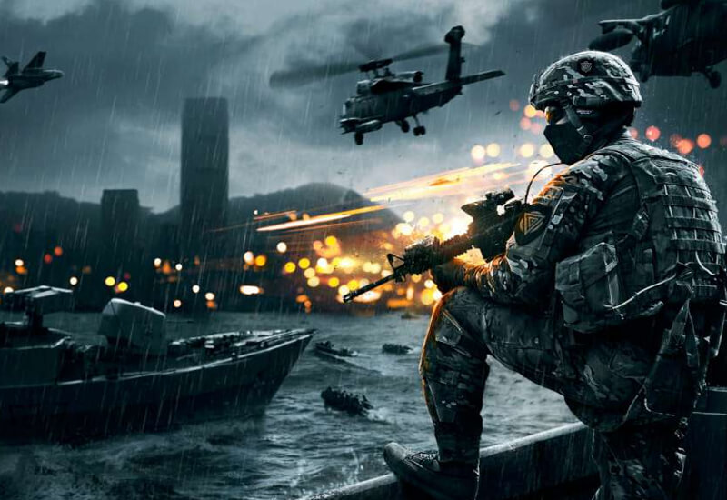 Battlefield 4 (PC) cheap key to download