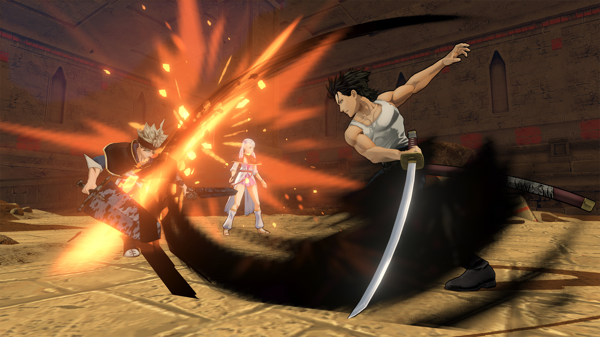 Black Clover: Quartet Knights PC billig Schlüssel zum Download
