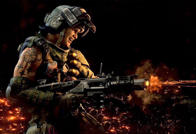 Call of Duty (COD) Black Ops 4 PS4 Beta cheap key to download