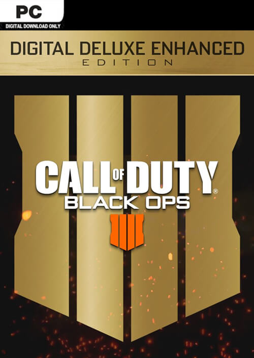 Call of Duty Black Ops 4 Deluxe Enhanced Edition