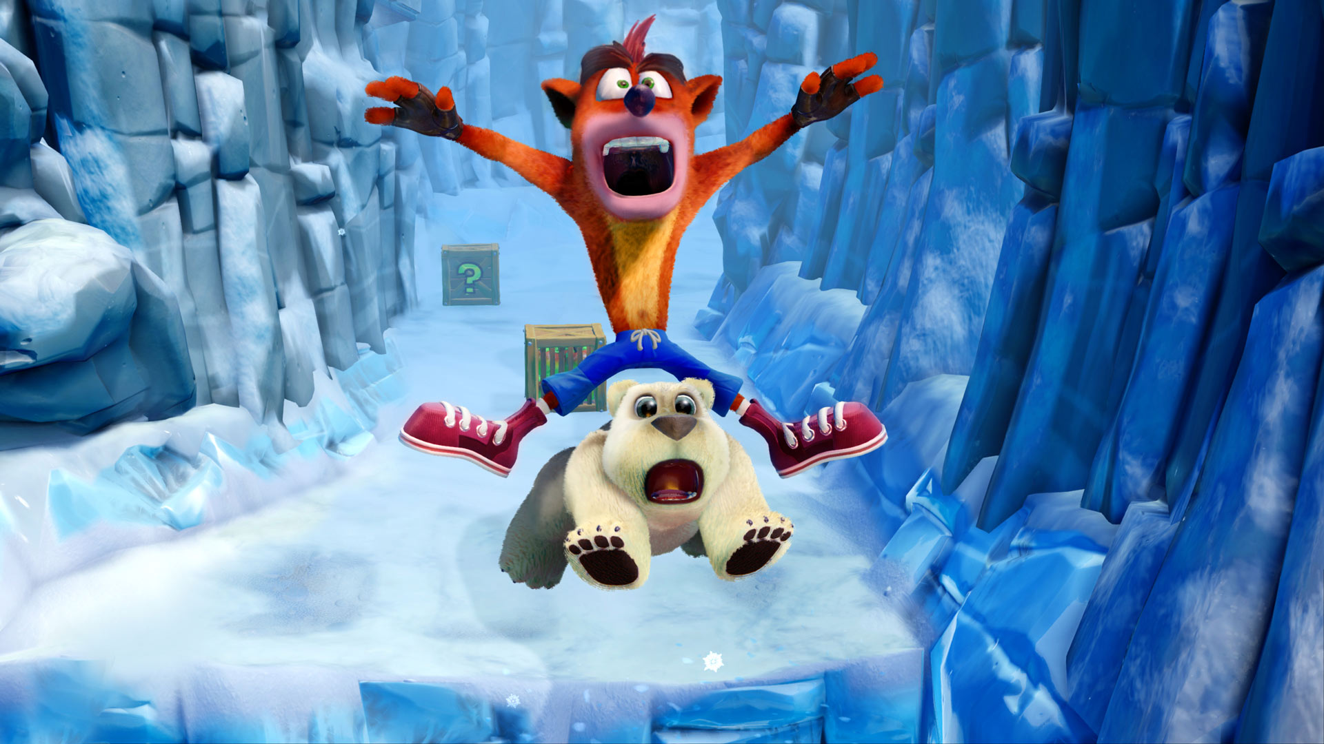 Crash Bandicoot N. Sane Trilogy PS4 cheap key to download