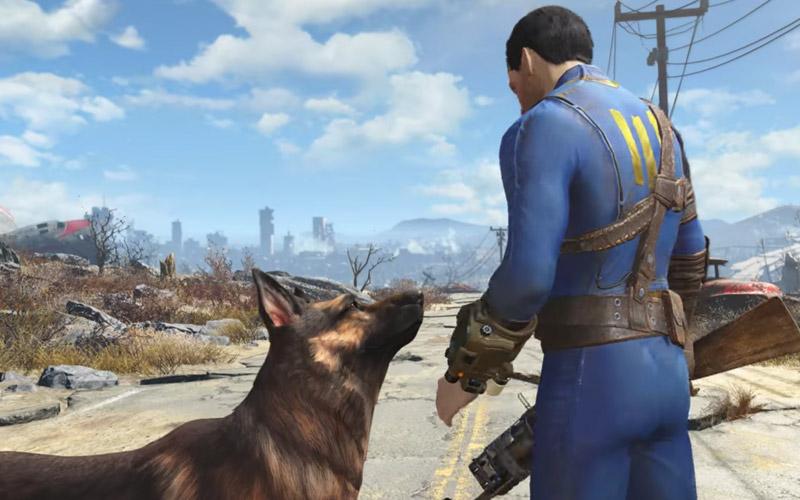 Fallout 4: Game of the Year Edition PC chiave a buon mercato per il download